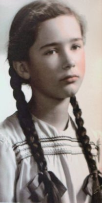 My mother. Yes, I was the daughter of Laura Ingalls.