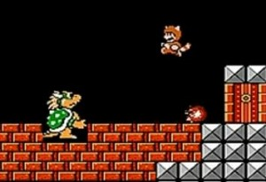 Dear Bowzer, my name is Mario. You killed my father. Prepare to die.