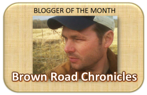 Firsts and Lasts with Steve from The Brown Road Chronicles