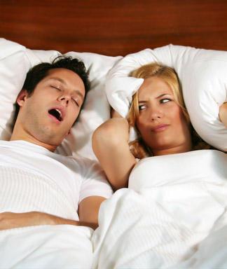 Snoring-Spouse