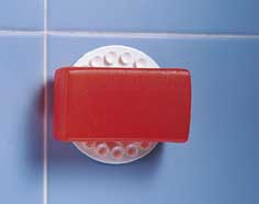 Homz--Selfix-2239-Gripper-Soap-Holder--Set-of-2